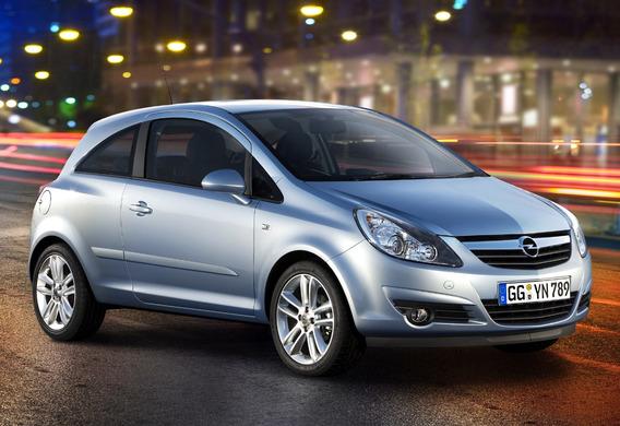 Как заменить свечи зажигания на Opel Corsa D