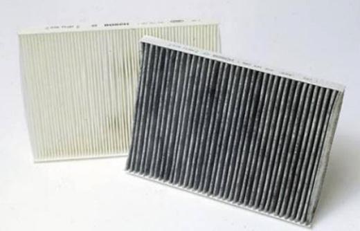 угольный и обычный фильтра