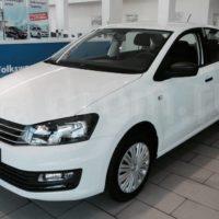 Новый кроссовер Volkswagen Taigun