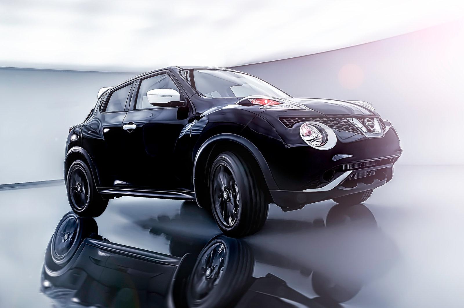 Nissan Juke снова появился в продаже в России в 5 комплектациях