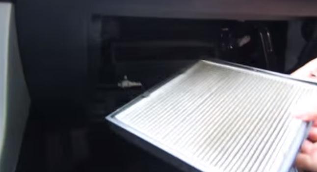 стоимость замены фильтра салона Lifan x60