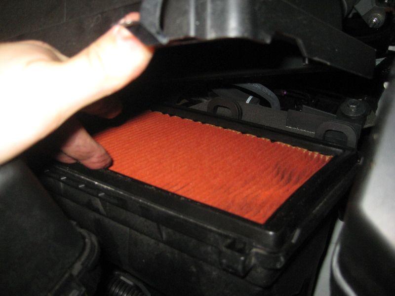 фильтр воздушный Nissan Murano Z51