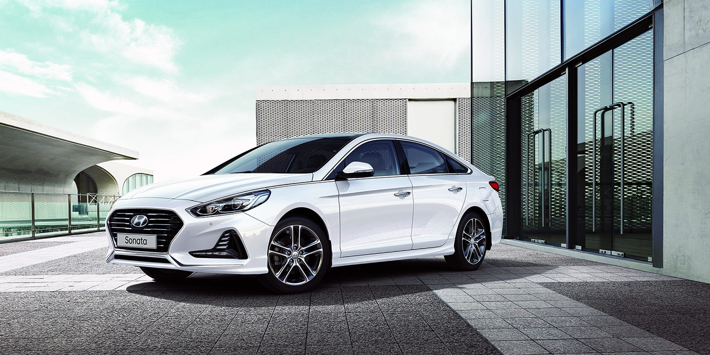 Hyundai Sonata возвращается на отечественный рынок