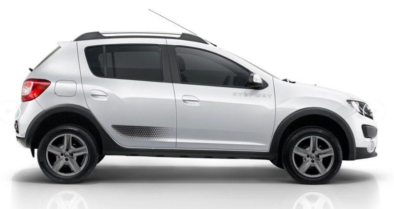 Renault Sandero Stepway Limited Edition 2017