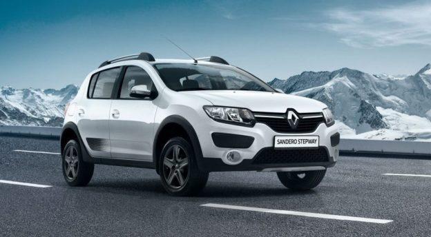 спецверсия Renault Sandero Stepway