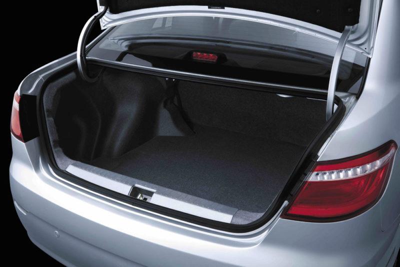 Lifan Solano 2 багажник