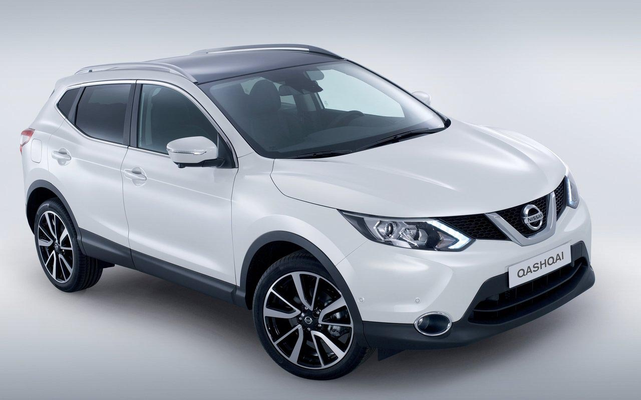 Замена передних стоек стабилизатора Nissan Qasqai