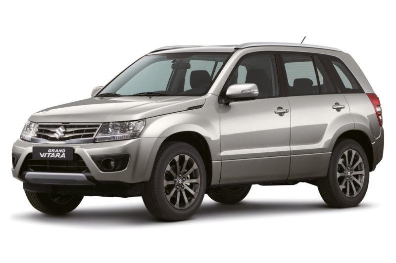 Suzuki Grand Vitara Замена фильтра салона