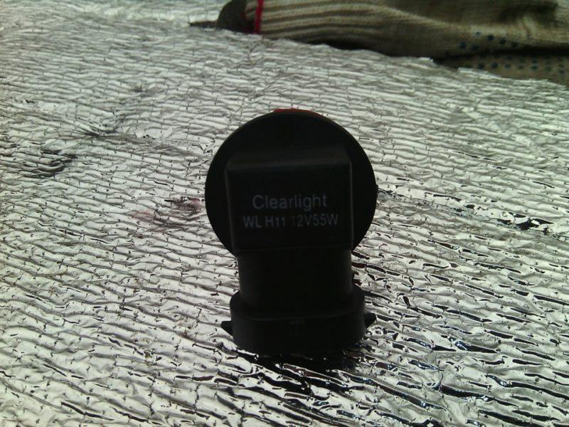 инструкция по замене ламп в птф Geely Emgrand X7