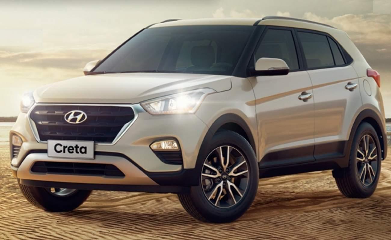 В России продано более 80000 Hyundai Creta