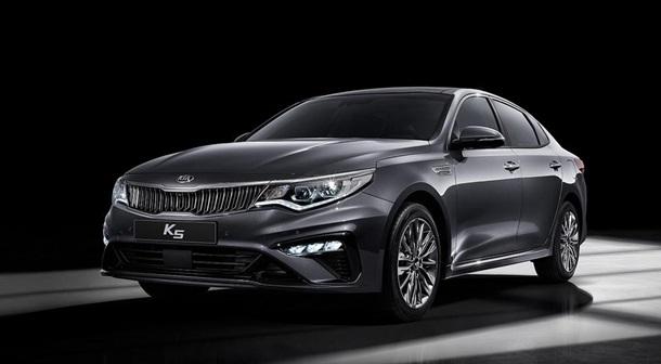 Kia Optima 2018 седан