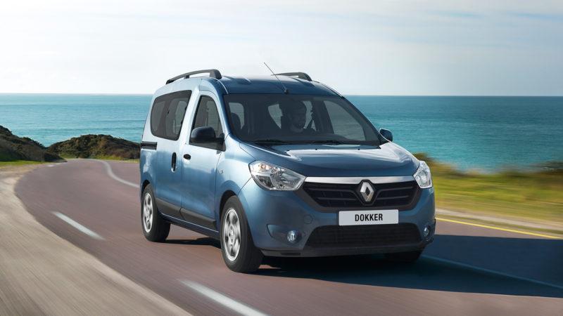 Новый Renault Dokker