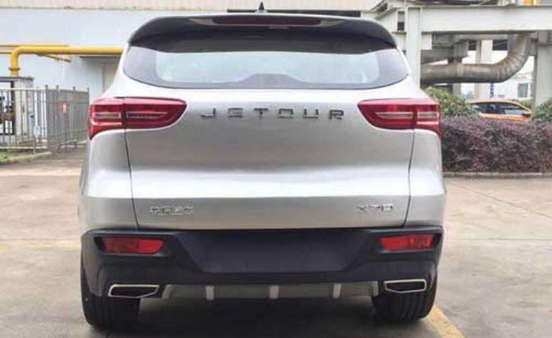 Новый кроссовер Jetour X70