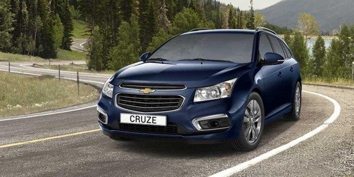 Передняя стойка стабилизатора Chevrolet Cruze
