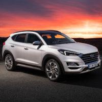 Hyundai Tucson 2018 официальная информация и фото