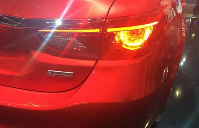 Лампы задних фонарей Mazda 6 GJ