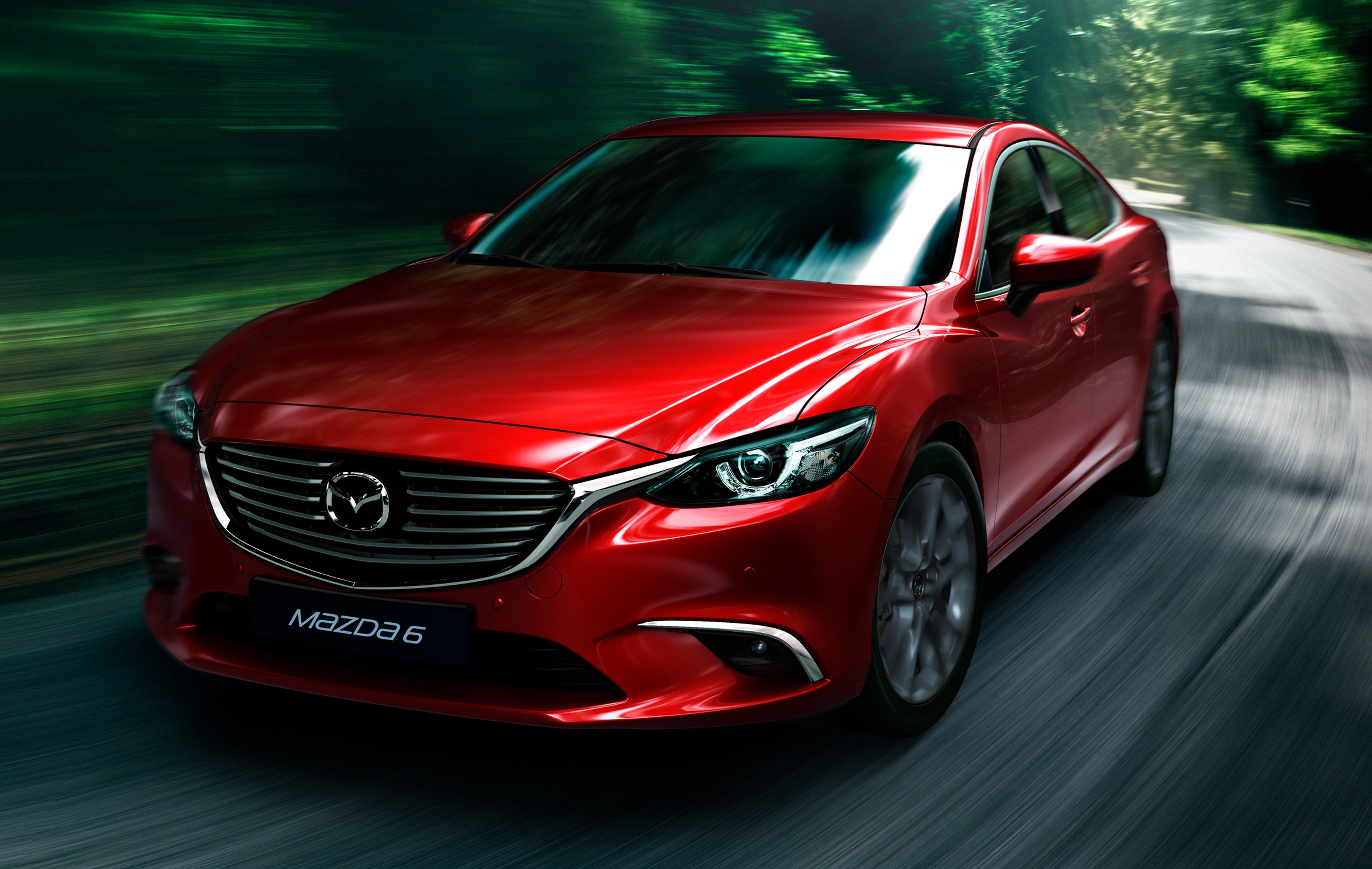 Подбор и замена салонного фильтра Mazda 6 GJ с 2012 г.в.