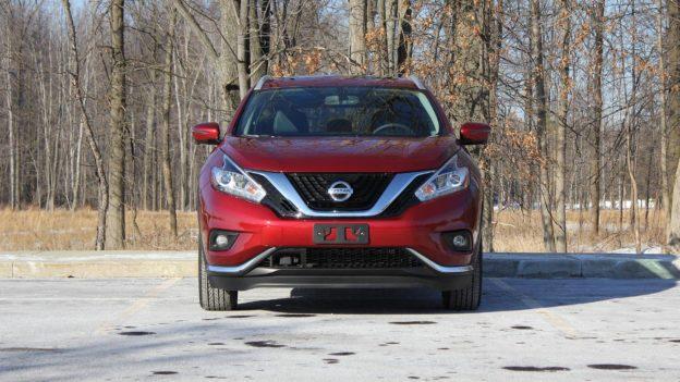 Nissan Murano 2018 текущее поколение