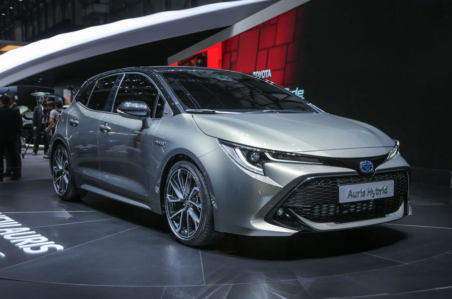 Новинка Toyota Auris