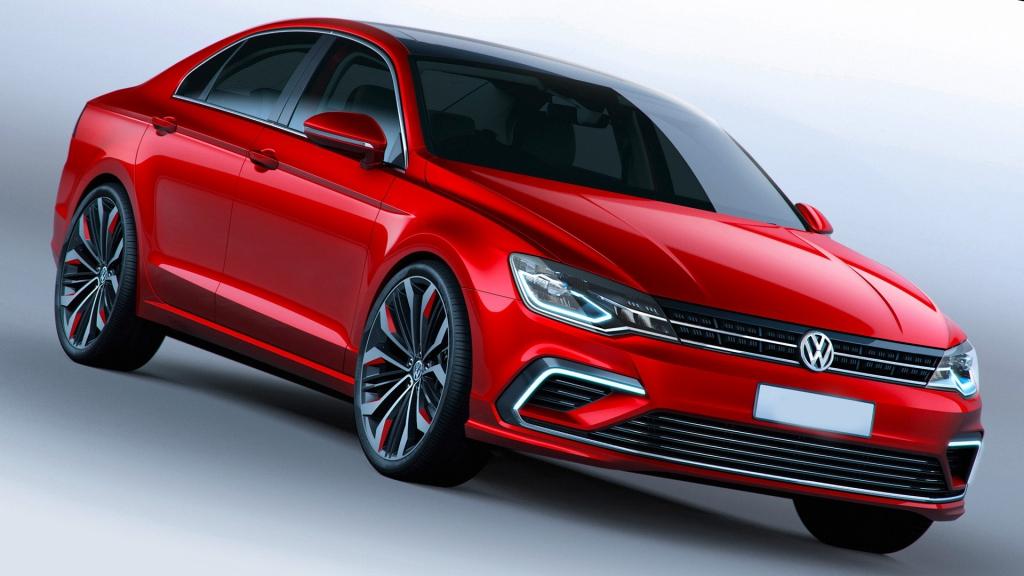 Volkswagen Jetta 2018 — начались мировые продажи
