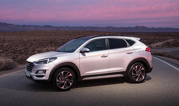 Новый Hyundai Tucson 2018