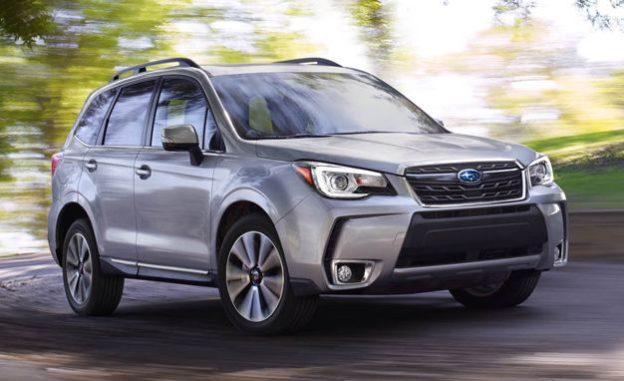 Subaru Forester нового поколения