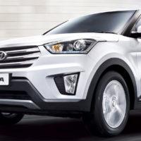 Дефлекторы окон для Hyundai Creta