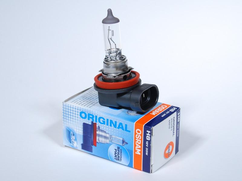 лампы H8 для птф круза
