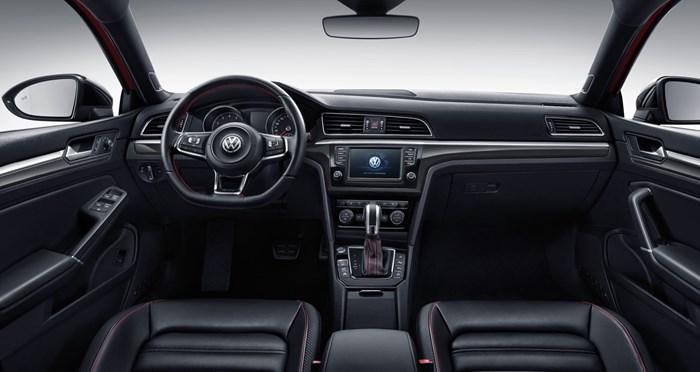салон Volkswagen Jetta 2018