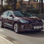 Ford Focus 2018 четвертого поколения