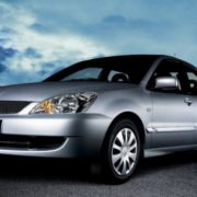 Как заменить рулевые наконечники Mitsubishi Lancer 9