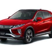 Mitsubishi Eclipse Cross - продажи стартовали