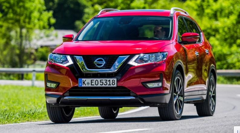 Nissan X-Trail 2018 обновленный
