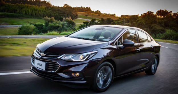 Обновленный Chevrolet Cruze 2018