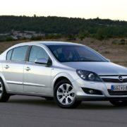 Как заменить воздушный фильтр на Opel Astra H