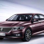 Новое поколение Volkswagen Lavida Plus 2018