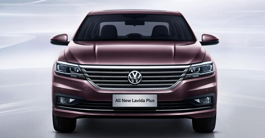 Седан Volkswagen Lavida Plus