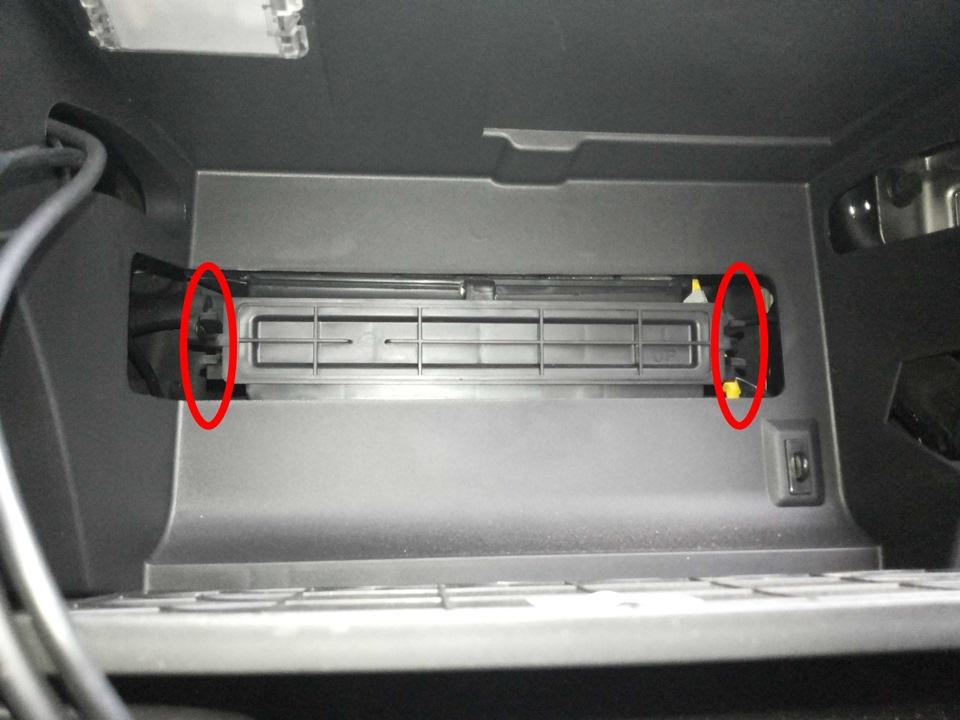 SsangYong Actyon салонный фильтр