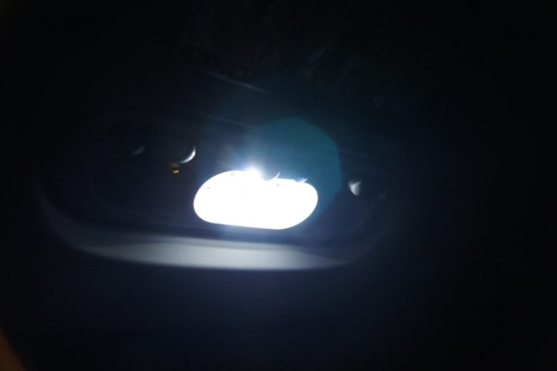 лампа подсветки салона