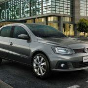 Обновленная версия Volkswagen Voyage 2018