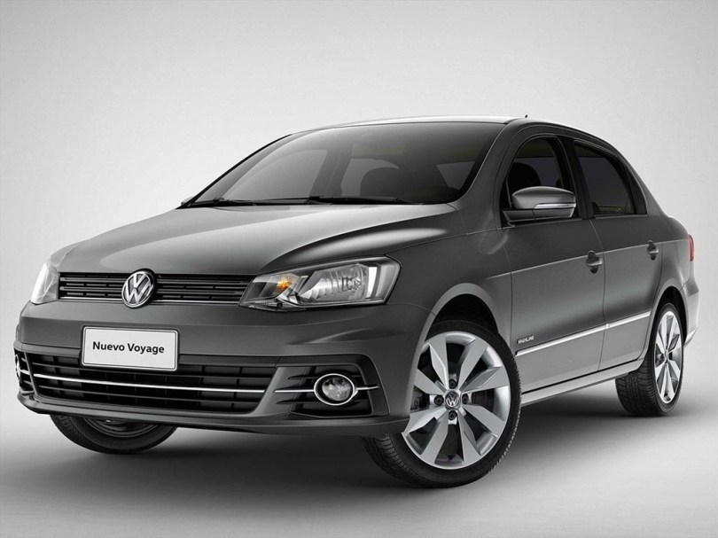 2018 Volkswagen Voyage gallery of volkswagen voyage