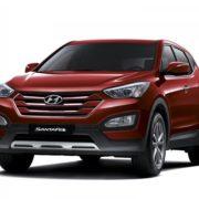 Подбор и замена воздушного фильтра Hyundai Santa Fe 3