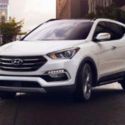 Как заменить салонный фильтр на Hyundai Santa Fe 3