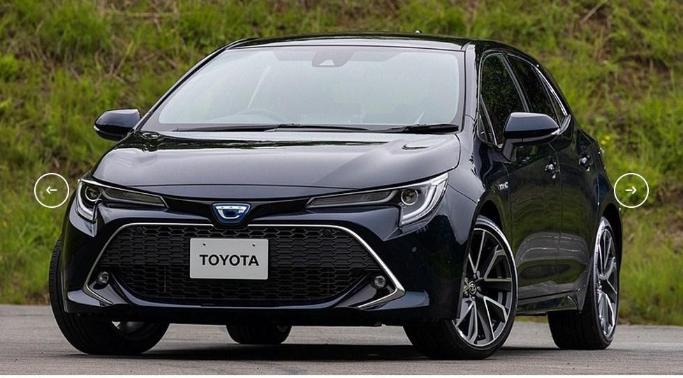 Хэтчбек Toyota Corolla E170 2018