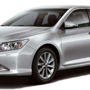 Замена ламп птф Toyota Camry V50