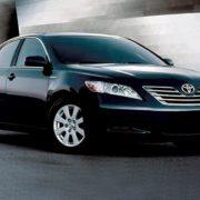 Замена салонного фильтра Toyota Camry V40