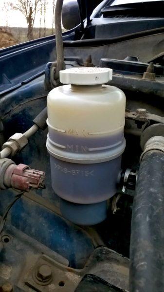 жидкость ГУР Lancer 9