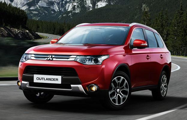 Mitsubishi Outlander 3