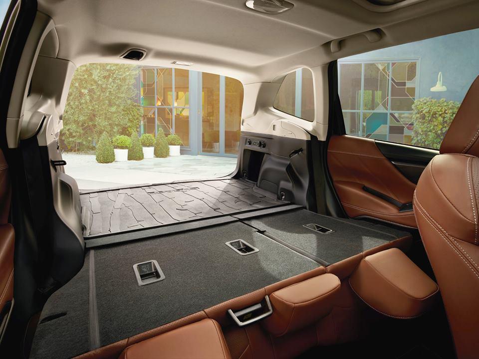 багажник Subaru Forester 2019