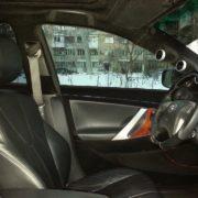 Замена ламп подсветки двери Toyota Camry V40